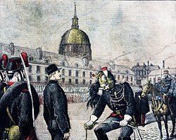 La degradación de Dreyfus